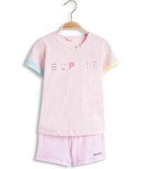 Esprit Žerzejové pyžamo ze směsi bavlny