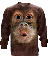 The Mountain Sweater Baby-Orang-Utan - XL
