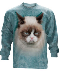 The Mountain Sweater Grumpy Cat - M
