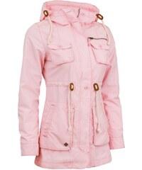 Kabát podzimní dámský WOOX Drizzle Parka Ladies' Rose