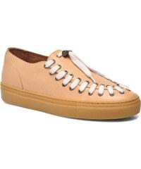 Swear - BLAKE 2 BIS - Schnürschuhe für Damen / beige