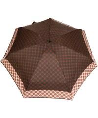 Dámský deštník Derby 720365PA - hnědá