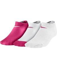 Dětské ponožky Nike 3P YTH CTN CUSH NO SHOW W/ MOI