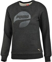Dámská mikina Puma Athletics Crew Sweat Fleece