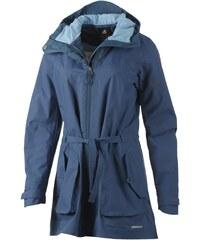 adidas Outdoorový dámský kabát modrá 38
