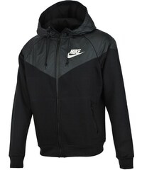Nike bunda WINDRUNNER-FLEECE MIX