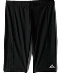 adidas Sportovní dlouhé plavky černá 4