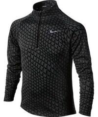 NIKE tričko ELEMENT JACQARD 1/2 LS TOP-YTH