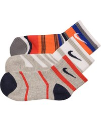 Dětské ponožky Nike 3P YTH BOY'S GRAPHIC CTN CUSH