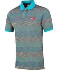 Nike pánské tričko GS SLIM POLO-BLUR STRIPE