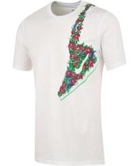 Nike pánské tričko TEE-FLORAL SNEAKER