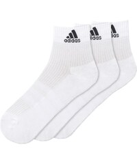 Ponožky adidas 3S Performance Ankle 3Pp