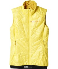 adidas Outdoorová vesta Terrex žlutá 34