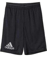 adidas Dětské pohodlné šortky černá 128