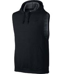 Nike Dri-Fit Touch Fleece Sl Po černá M