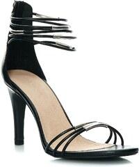 Ikks shoes BH80015 - Sandales en cuir de chèvre - noir