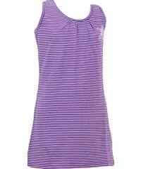 Dětské šaty ALPINE PRO YONO TMAVĚ