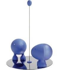 Alessi Service sel et poivre - bleu
