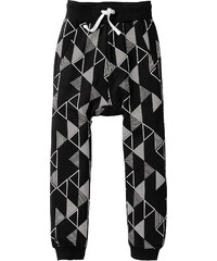 bpc bonprix collection Pantalon sweat, T. 116-170 noir enfant - bonprix