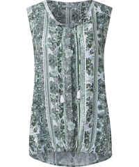 Cecil Blusentop im Ornament-Design - pastel reed green, Herren