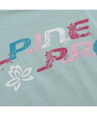 ALPINE PRO Dětské tričko s potiskem BUKKO - modré