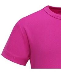 ALPINE PRO Dívčí funkční tričko HOTO - růžové