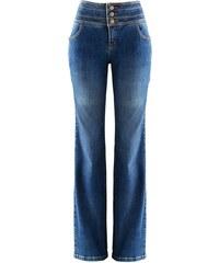 John Baner JEANSWEAR Strečové džíny ,,Ploché bříško - Bootcut'' bonprix
