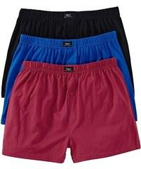 bpc bonprix collection Volné boxerky (3 ks v balení) bonprix