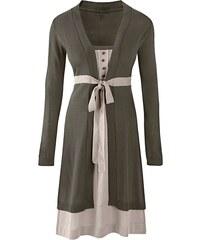 BODYFLIRT Pletené šaty bonprix
