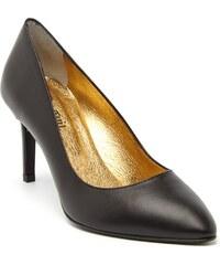 Ann Tuil Allen - Escarpins en cuir - noir
