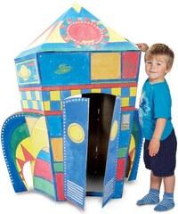Tobar Spielhütte-Rakete - ab 5 Jahre