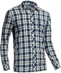 Icebreaker Compass LS Shirt Plaid Men