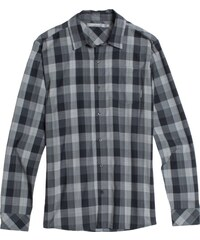 Icebreaker Departure II LS Shirt Plaid Men