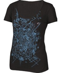 E9 New Start T-Shirt Women (E16-DTE068)