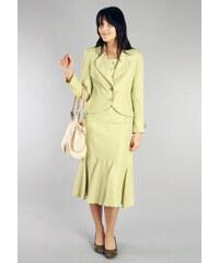Artex Elegantní společenský kostým s dlouhou sukni