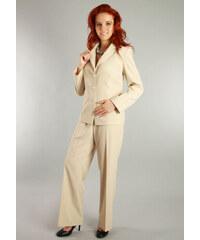 Mirema Elegantní kalhotový letní kostým