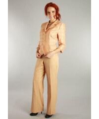 Mirema Elegantní kalhotový kostým