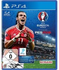 Konami Playstation 4 - Spiel »UEFA EURO 2016 (PES)«