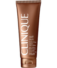 Clinique Body Tinted Lotion Light-Medium Selbstbräunungslotion 125 ml