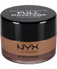NYX 08 Nutmeg Concealer Jar 6 g