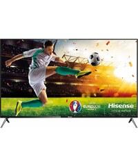 Hisense HE58KEC730, LED Fernseher, 146 cm (58 Zoll), 2160p (4K Ultra HD), Smart-TV