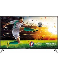 Hisense HE65KEC730, LED Fernseher, 163 cm (65 Zoll), 2160p (4K Ultra HD), Smart-TV