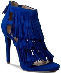 Sandalen BRUNO PREMI - Camoscio F3304P Bluette