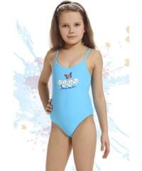 Cornette Plavky dívčí Summer tyrkysová 110