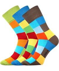 Lonka 3 pack ponožek Decube Mix barevná 43-46