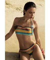 Vacanze Dámské luxusní dvoudílné plavky Fiorella s kosticemi barevná 42
