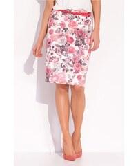 Zaps Dámská luxusní sukně Silena Flower barevná 36