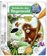 RAVENSBURGER Buch Entdecke den Regenwald
