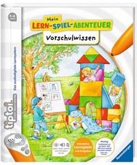Buch Mein Lern Spiel Abenteuer Vorschulwissen RAVENSBURGER