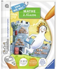 Buch Lern mit mir Mathe 2. Klasse RAVENSBURGER